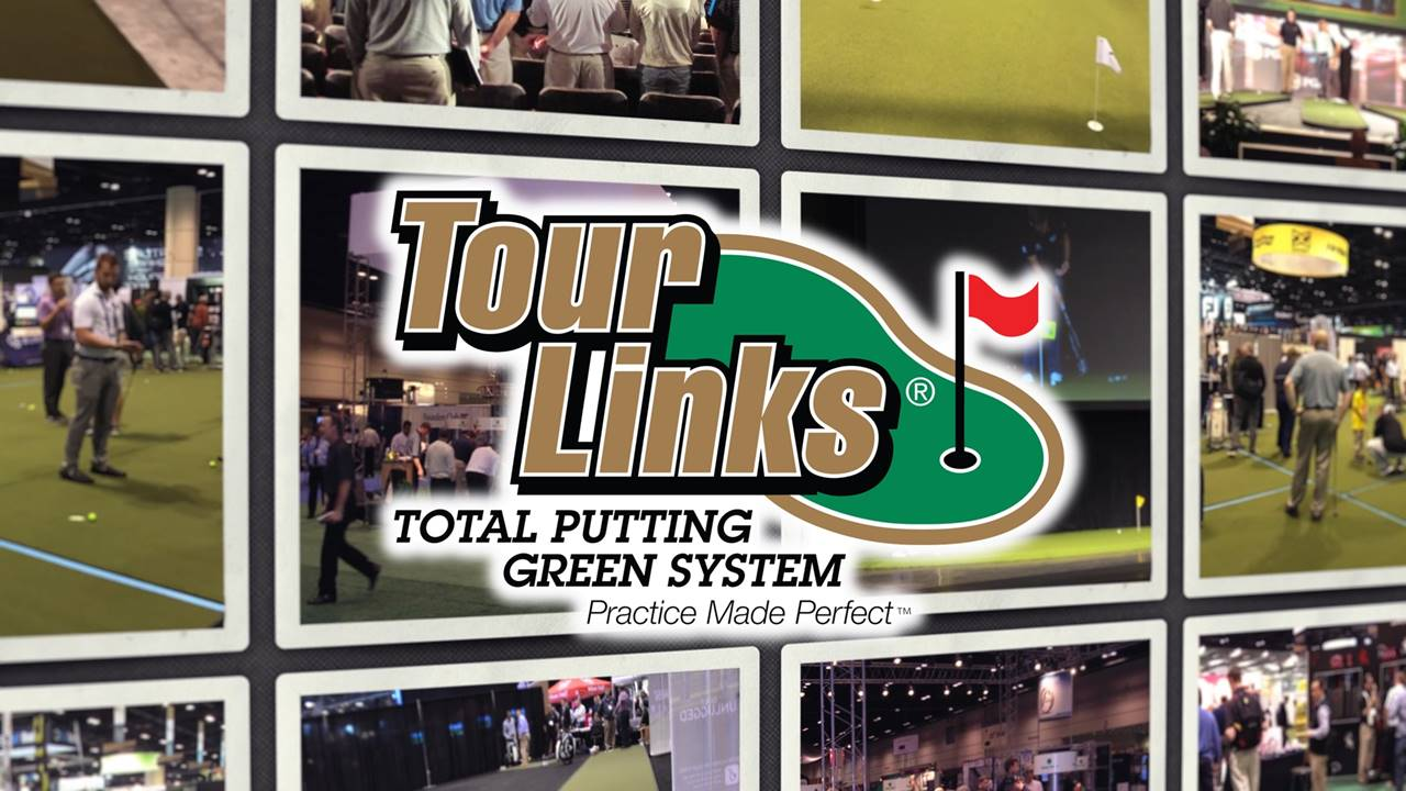 Tour Links at the PGA Show